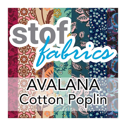 AVALANA Cotton Poplin