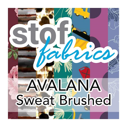 AVALANA Sweat Brushed