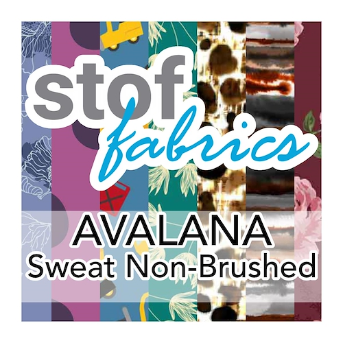 AVALANA Sweat Non-Brushed