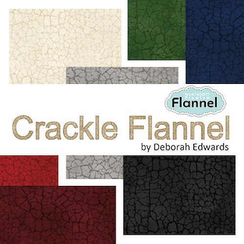 Crackle Flannel