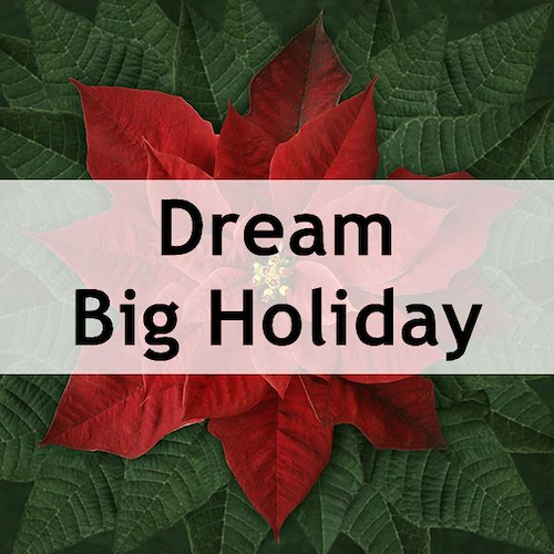 Dream Big Holiday