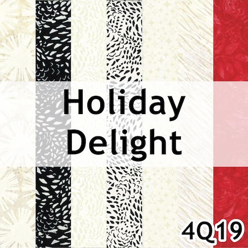 Holiday Delight Batik