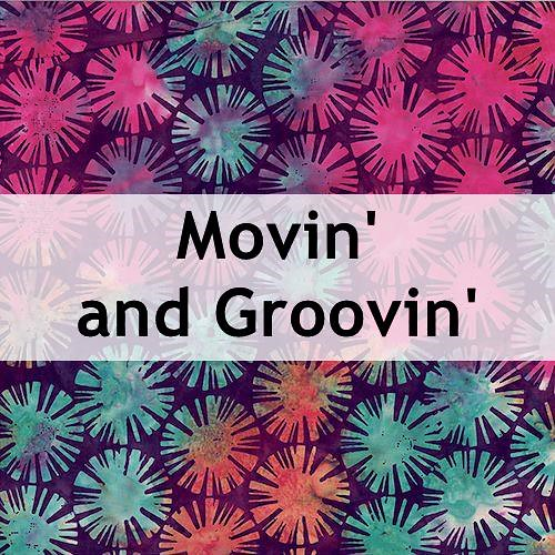 Movin' and Groovin' Batik