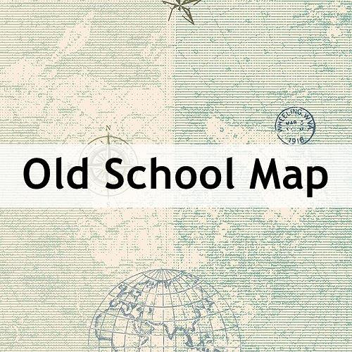 Old School Map