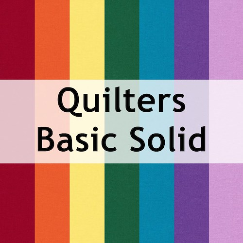 Quilters Basic Solid