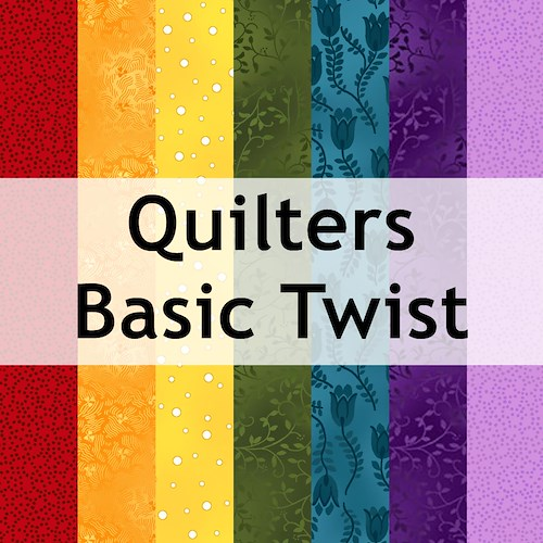 Quilters Basic Twist