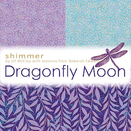 Shimmer Dragonfly Moon
