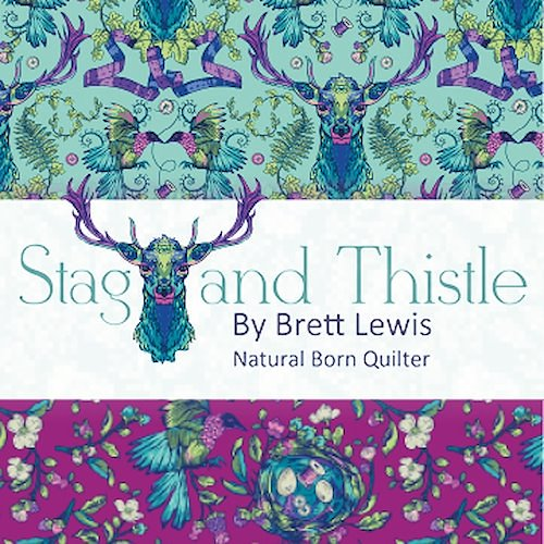 Stag And Thistle