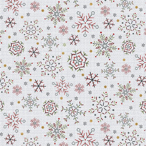 Snowflakes - Studio E Snowy Magic