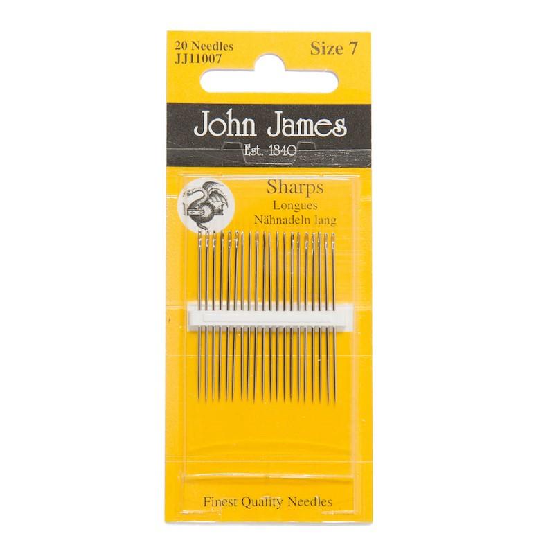 Sharps Longues - Size 7