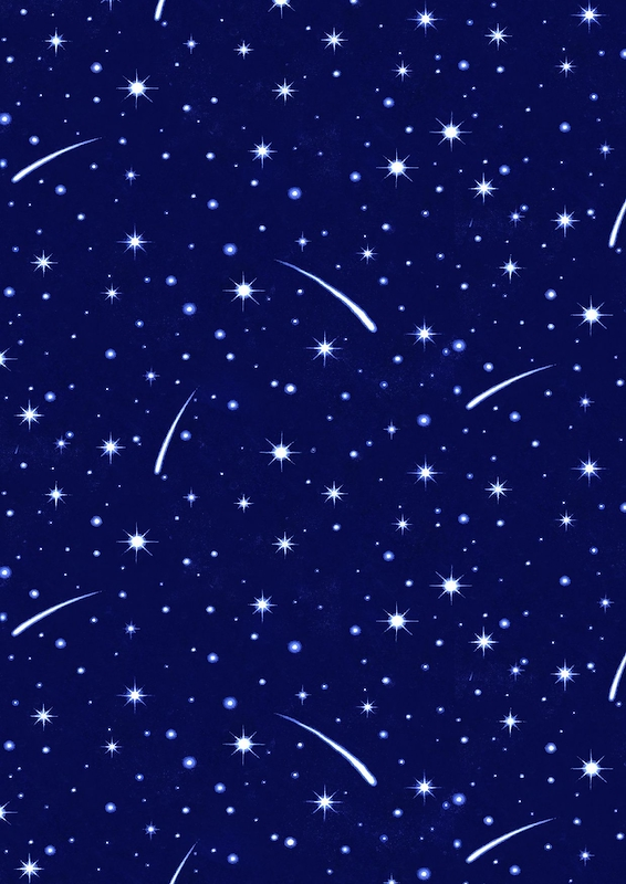 Starry Winter Sky - Tomten's Christmas