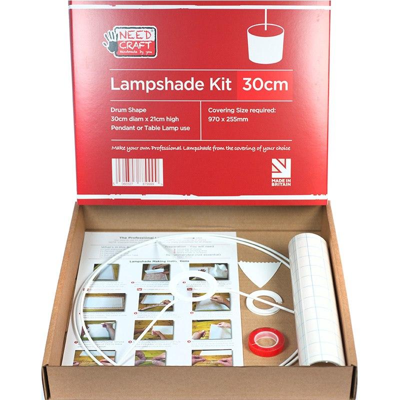 Professional Lampshade Making Kit 30cm