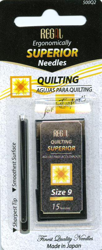 Quilting/Betweens - Size 9