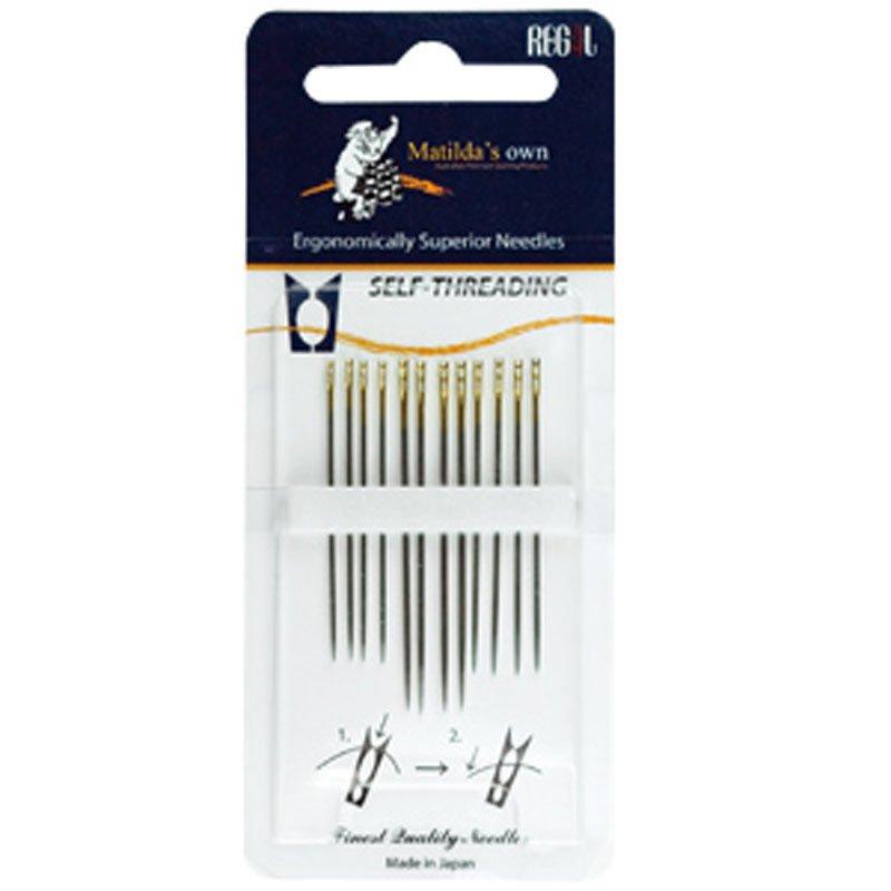 Assorted Selfthreading Needles
