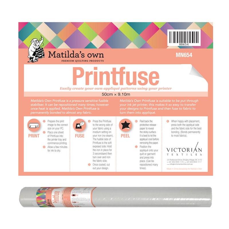 PrintFuse - 50cm x 9.1m Roll