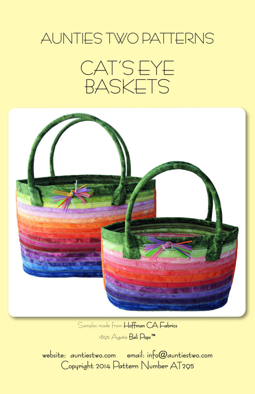Cat's Eye Baskets
