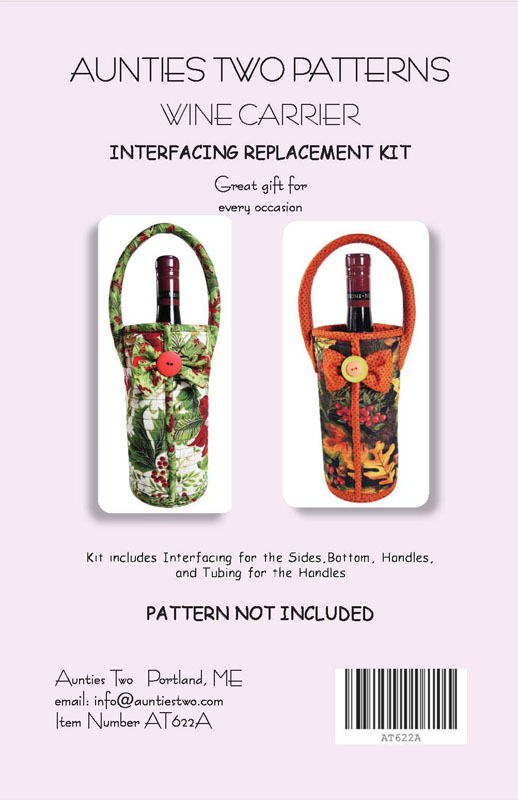 Wine Carrier - Replacement Kit