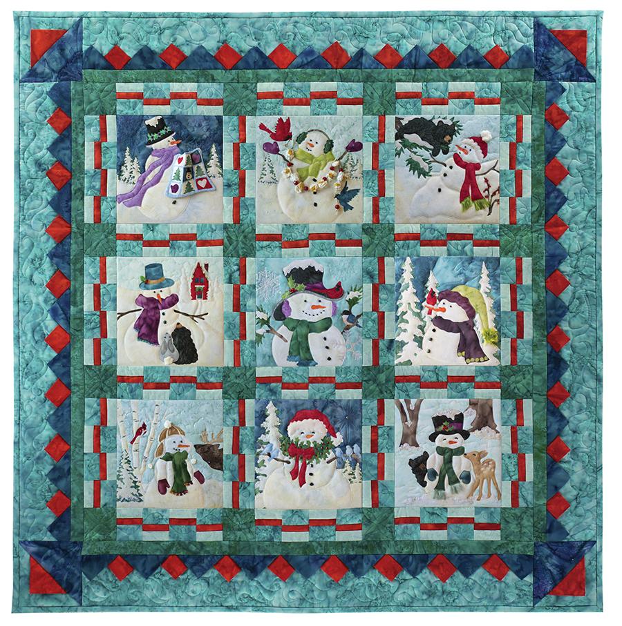 Pieced Quilt Pattern