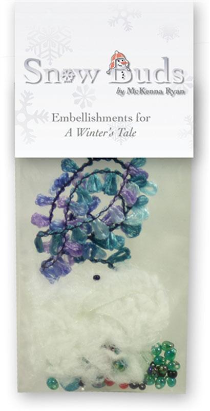 A Winters Tale Embellishment Kit