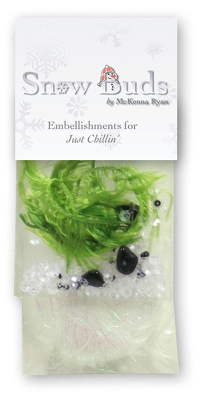Just Chillin' Embellishment Kit