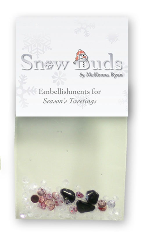 Season's Tweeings Embellishment Kit