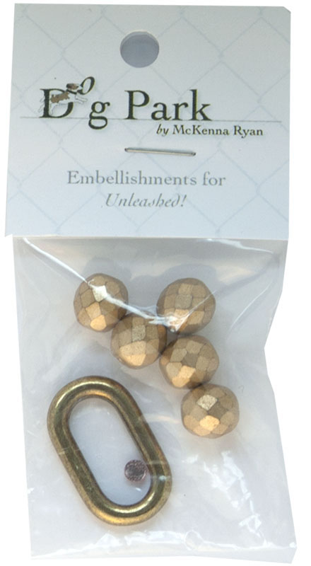 Unleashed Embellishment Kit