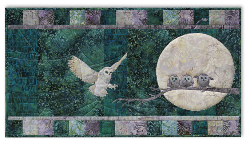 Hunter's Moon & Complete Quilt Instructions