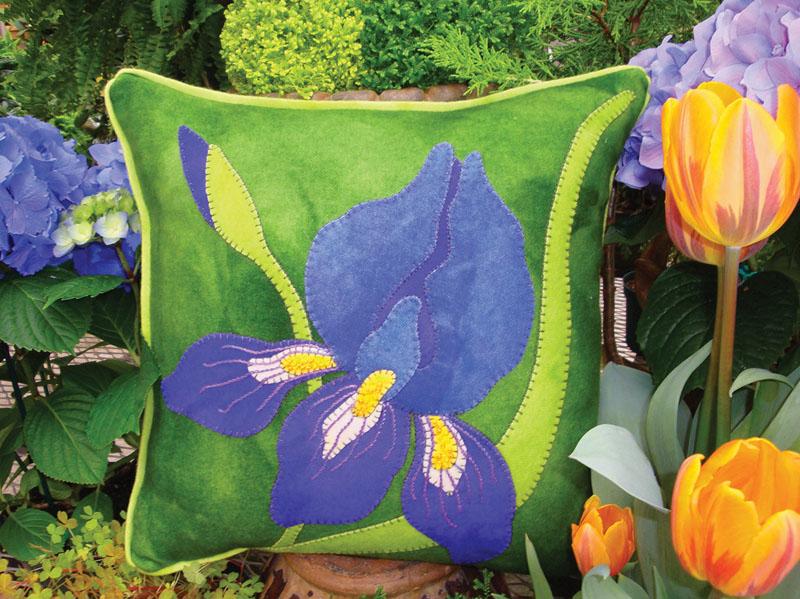 Inspired By Irises