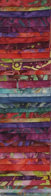 Rainbow Precut 2.5 inch #0060 Pale Autumn