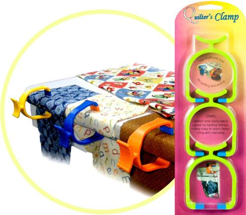 Champ Clamp x 3