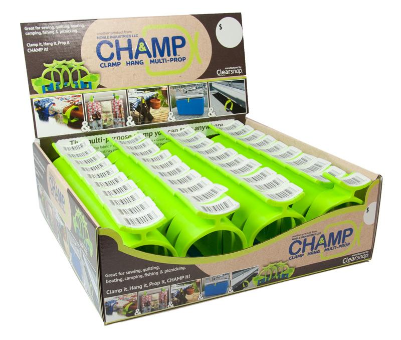 Champ Clamp Display Box (40/box)
