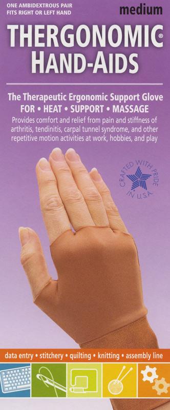 Thergonomic Hand Aids - Medium