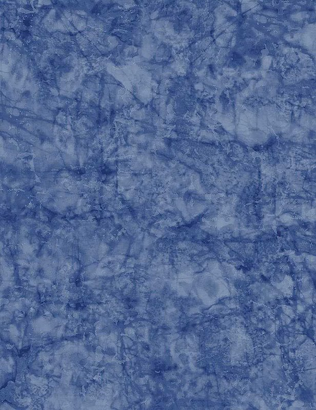 Blue - Stamped Texture