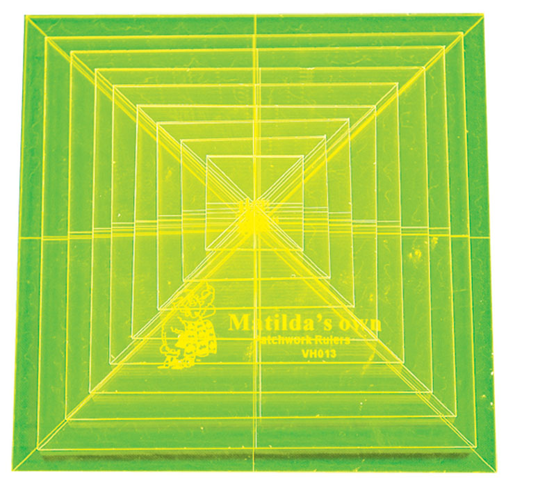 Small Square Set II - 0.75in to 2.75in