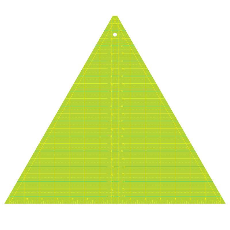 Triangle 60deg - 12.5in (No Tip)