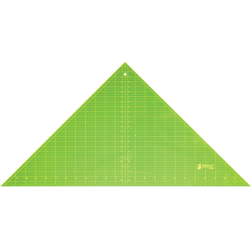 Triangle 90deg - 8.5in