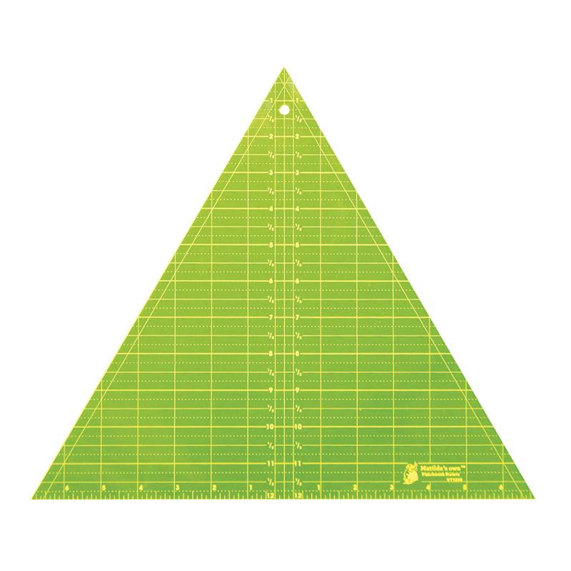 Triangle 60deg - 8.0in