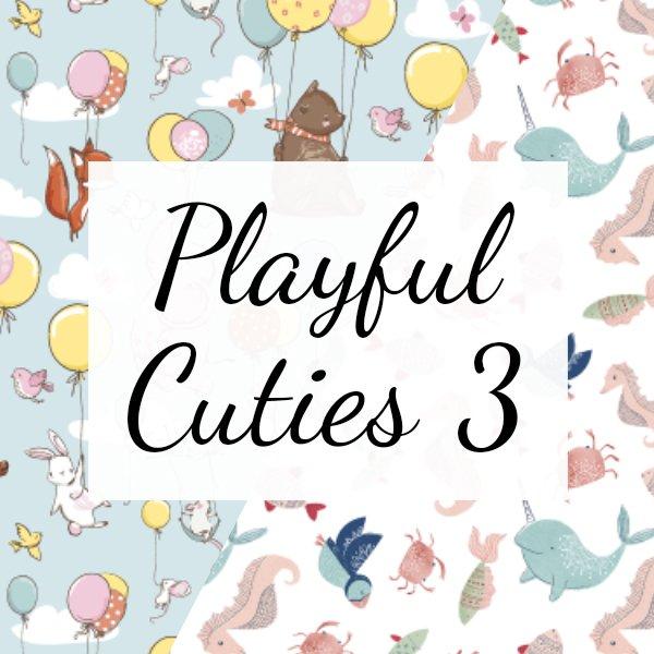 Playful Cuties 3