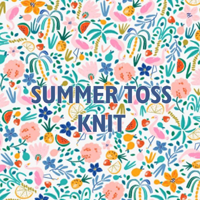 Summer Toss Knit