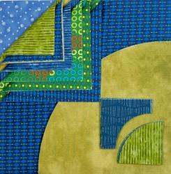 A127 Green/Blue