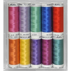 Polysheen 200m Box Set - Brights