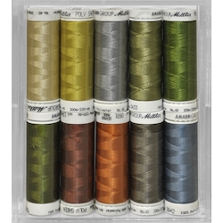 Polysheen 200m Box Set - Earthy