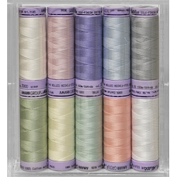 Silk Finish 150m Box Set - Pastels