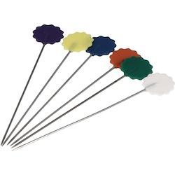 Flower Head Pins Assorted - 50mm x 0.65mm