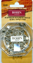 Safety Pins Ball - 36mm x 0.90mm