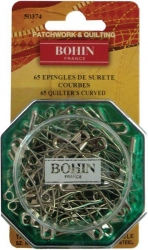 Safety Pins Curved - 39mm x 0.90mm