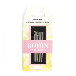 Embroidery Needles - Size 10