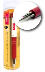 3 in 1 Mechanical Chalk Pencil 0.9mm