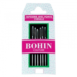 Chenille Needles Assorted - Size 18 + 20 + 22