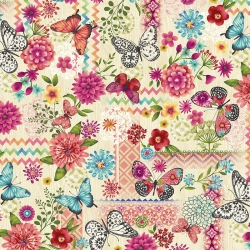 Butterfly Dreams Patchwork - Butterfly Dreams